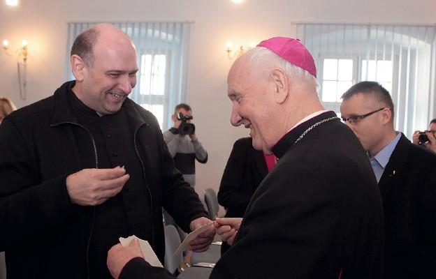 Media u Biskupa Świdnickiego