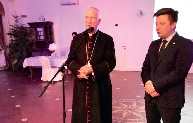 Minister i biskup podsumowują
