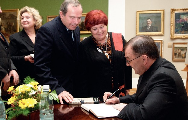 Abp Józef Życiński – człowiek słowa