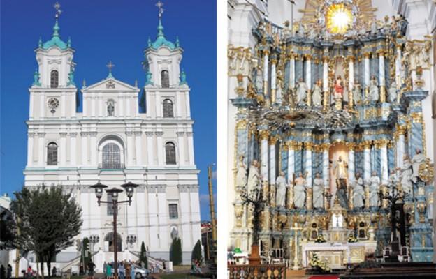 Katedra symbolem Grodna