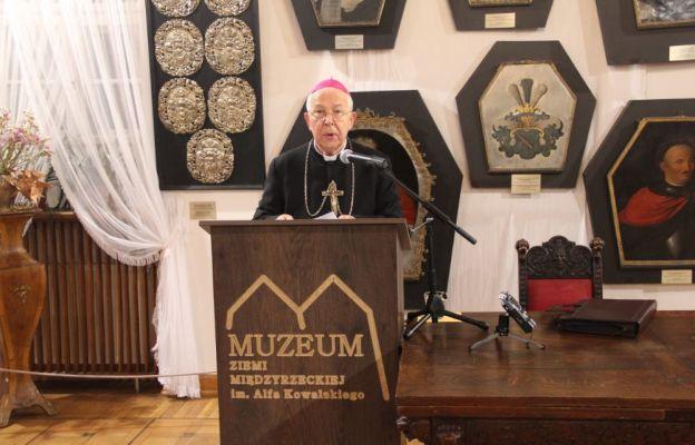 Bp Paweł Socha mówił o związkach Karola Wojtyły z Ziemią Lubuską