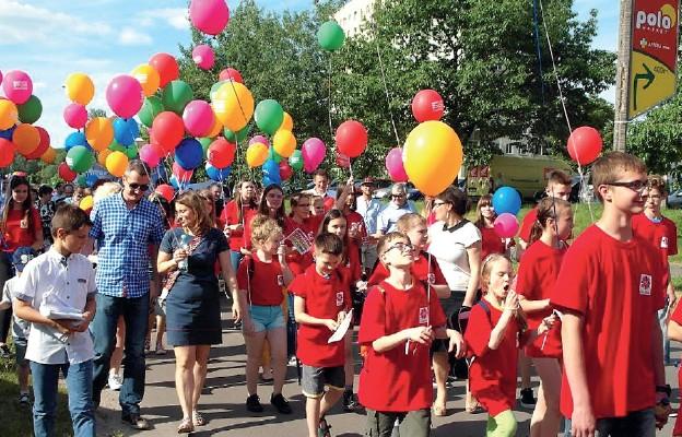 Wolontariusze Caritas w akcji