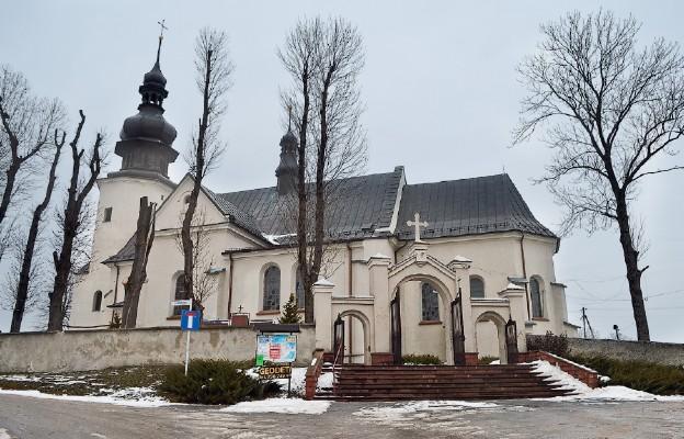 900 lat parafii wLisowie