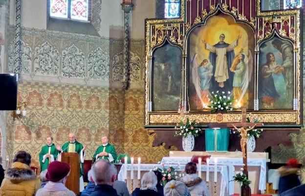 Msza św. za Apostolat w diecezji legnickiej odprawiona została w sanktuarium św. Jacka w Legnicy
