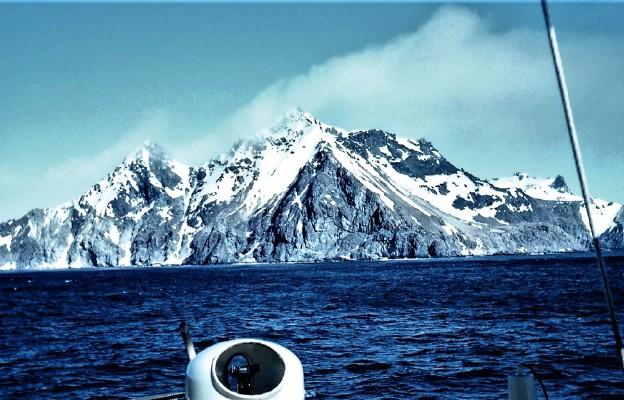 Wyspa Cornwallisa w archipelagu Szetlandów Południowych