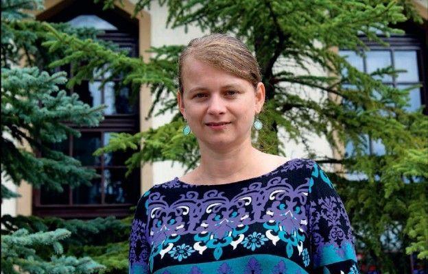 Agnieszka Domowicz z Fundacji Światło-Życie, oddział zielonogórsko-gorzowski