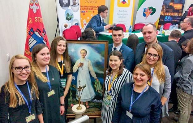 Nasza młodzież na Ogólnopolskiej Sesji KSM