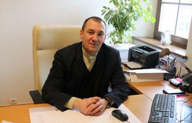 Ks. Krzysztof Hołowczak zaprasza na Mszę o dobrego współmałżonka