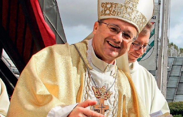 Bp Tadeusz Lityński zaprasza mężczyzn do poznania św. Józefa
