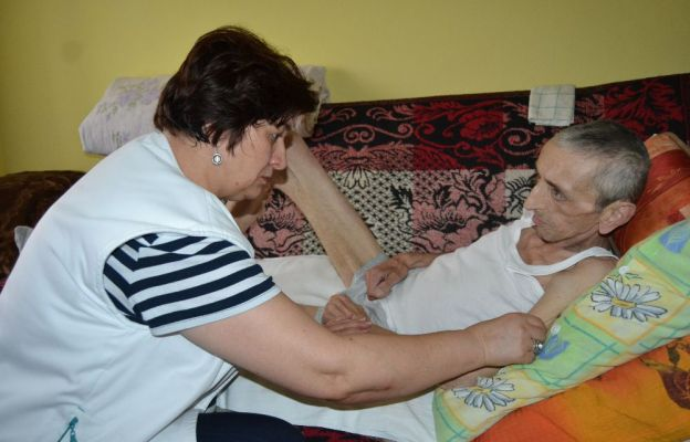 Z wizytą u chorego