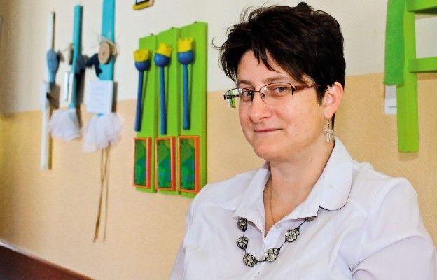 Nasza szkoła ma wspaniałych nauczycieli, oddanych pracy – mówi Bogna Świdzińska, dyrektor Zespołu Szkół Katolickich w Zielonej Górze
