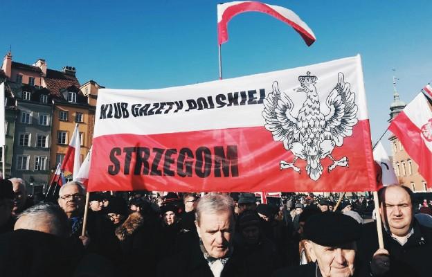 Uczestniczyli w pogrzebie śp. Jana Olszewskiego