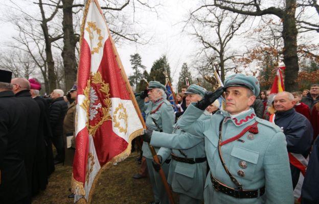 Uroczystości na Cmentarzu Osobowickim