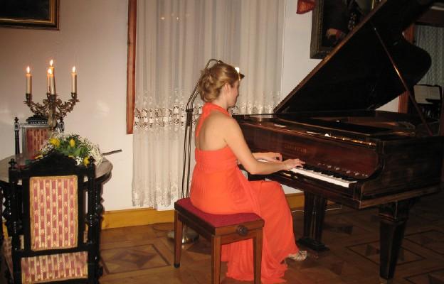 Recital fortepianowy Zofii Łałak