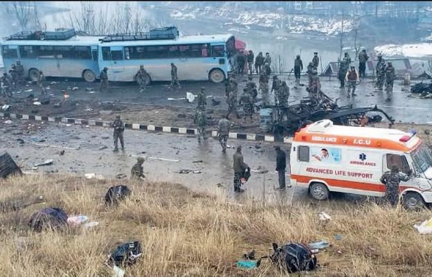 Koszmar w Kaszmirze