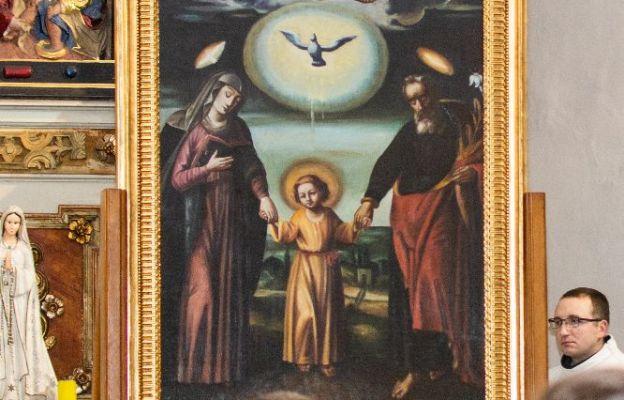 Św. Józef przybył do Sławy