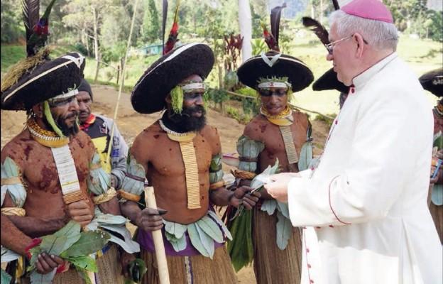 Misjonarze mocą Ducha