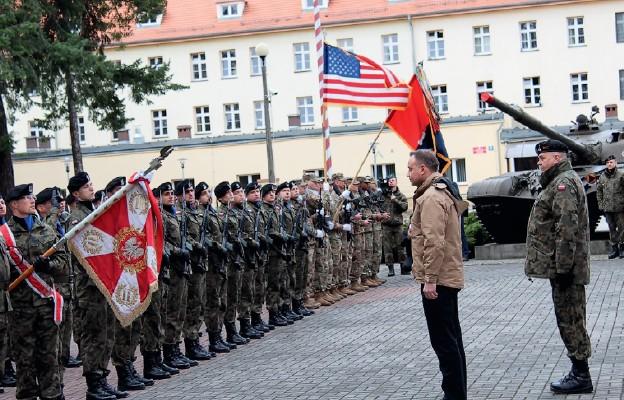 20 lat w NATO