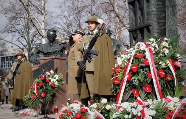 Rzeszowianie pamiętają o Żołnierzach Wyklętych