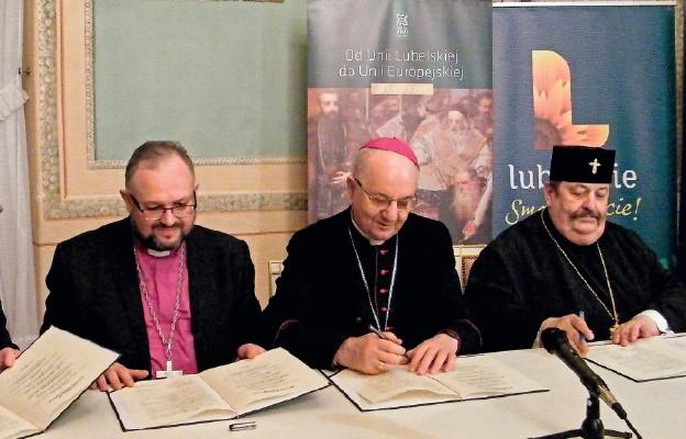 Tryptyk ekumeniczny