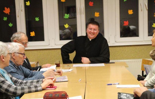 Wykład w Klubie Inteligencji Katolickiej w Zielonej Górze 12 marca wygłosił ks. Łukasz Grzendzicki