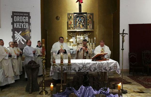 Peregrynacja obrazu św. Józefa w Łęknicy