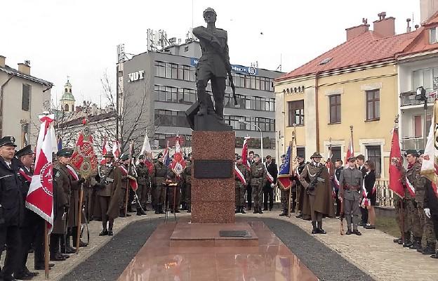 100. rocznica śmierci płk. Leopolda Lisa-Kuli