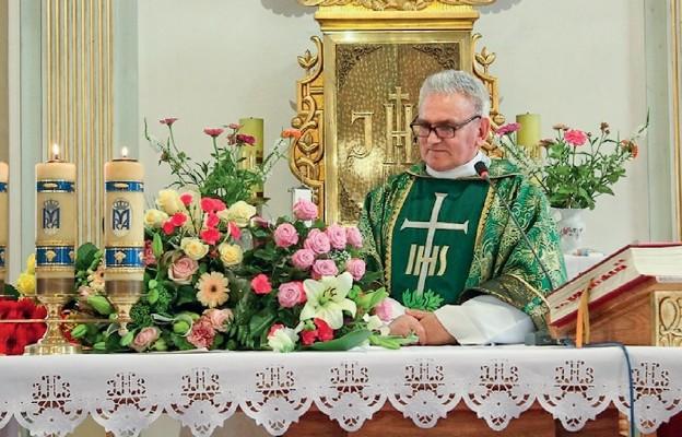 Kapłan prawy, pracowity i pokorny