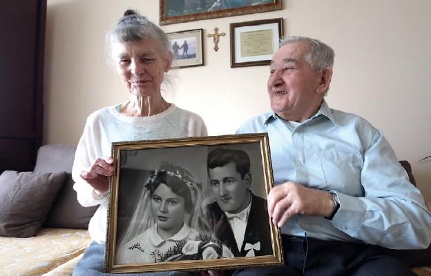 Diamentowe małżeństwo