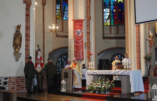 Msza św. w kościele św. Jana w Stargardzie