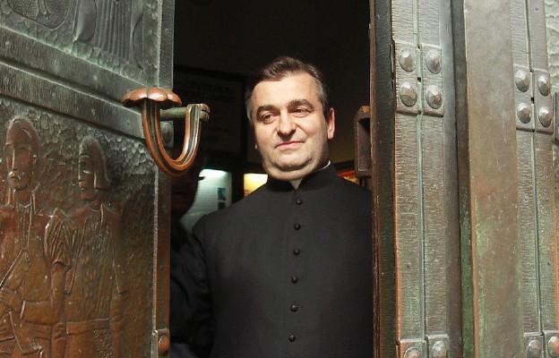 Ks. Bogdan Bartołd