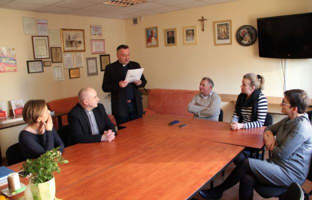 Zespół roboczy składa się z przedstawicieli Wyższego Seminarium Duchownego, Wydziału Duszpasterstwa Rodzin, Wydziału Nauki Katolickiej i Caritas diecezjalnej