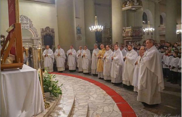 Peregrynacja w kościele św. Jadwigi Śląskiej