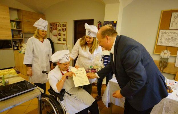Niepełnosprawni mistrzowie kuchni