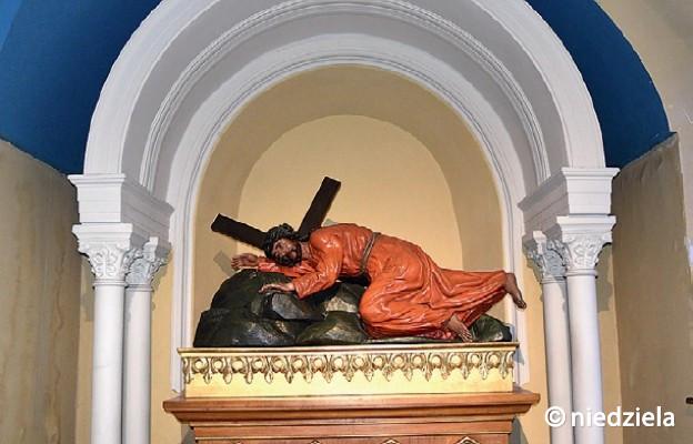 Kaplica Pana Jezusa Upadającego w częstochowskiej archikatedrze