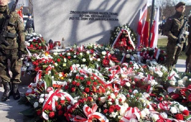 Pomnik AK w Łodzi