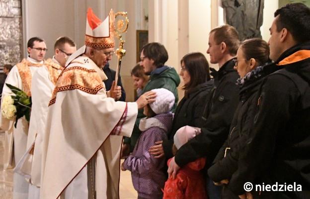 Dzień Świętości życia w katedrze częstochowskiej