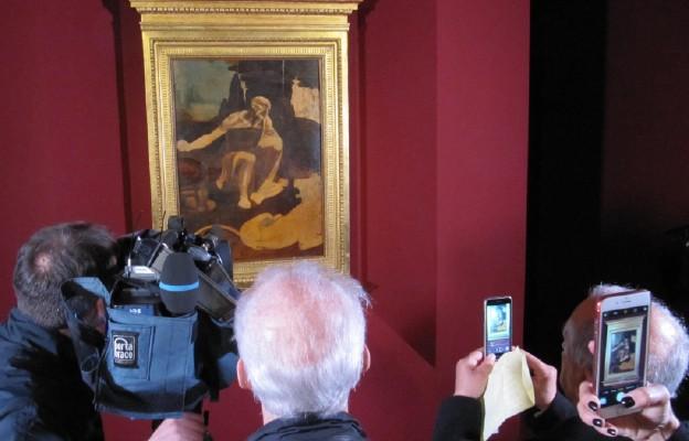 Arcydzieło Leonarda da Vinci w Watykanie