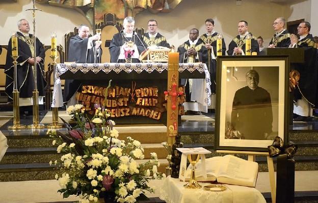 Diecezja żegnała generała salwatorianów