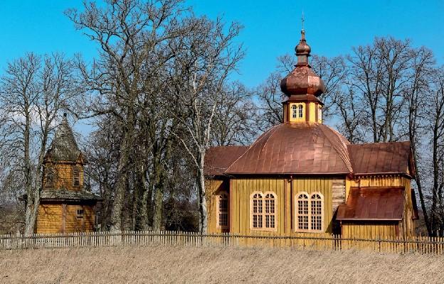 Nowy dach kościoła