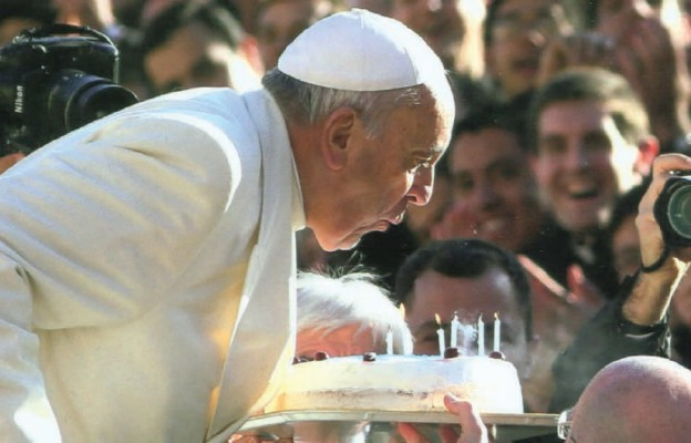 Przy stole z Papieżem