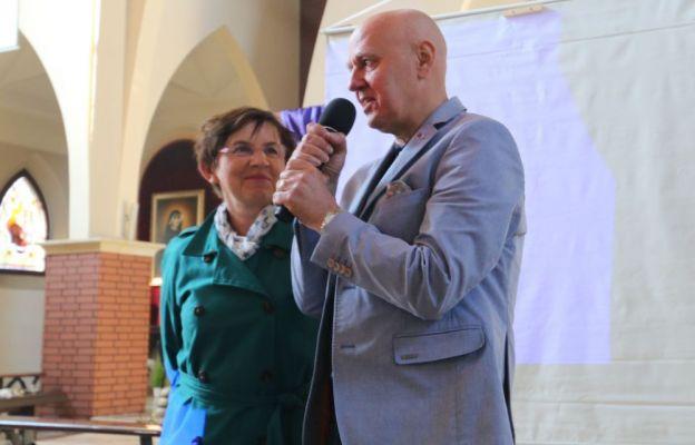 Regina i Ireneusz podzielili się swoim świadectwem