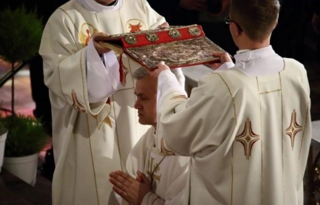 Święcenia biskupie ks. Wojciecha Skibickiego