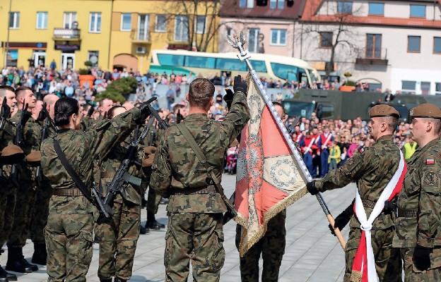 Terytorialsi w Ostrowcu Świętokrzyskim