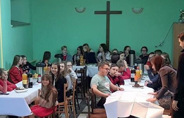 Caritas. Apostolat wśród dzieci i młodzieży