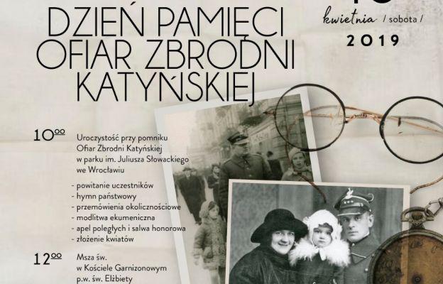 Obchody Dnia Pamięci Ofiar Zbrodni Katyńskiej