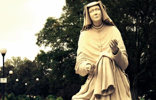 Św. Faustyna w Łodzi
