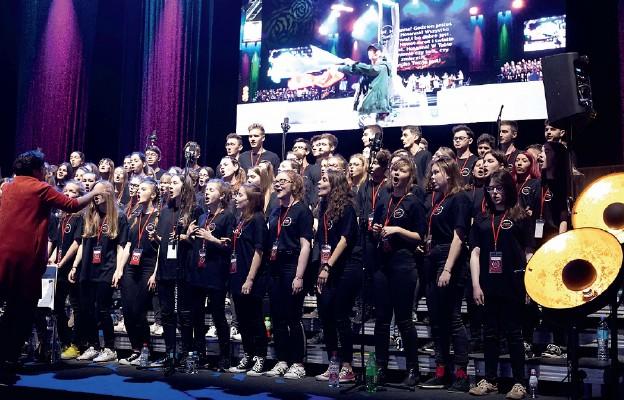 Młodzi w sercu Kościoła
