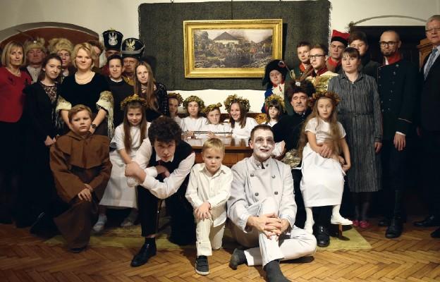 Teatralna rodzina