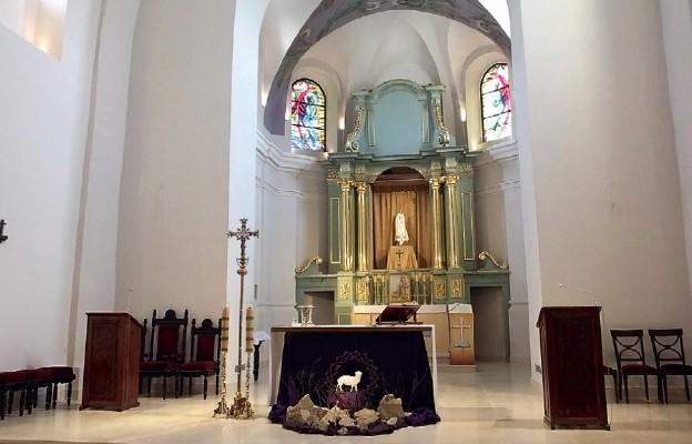 Pięknieje kościół św. Katarzyny w Będzinie-Grodźcu